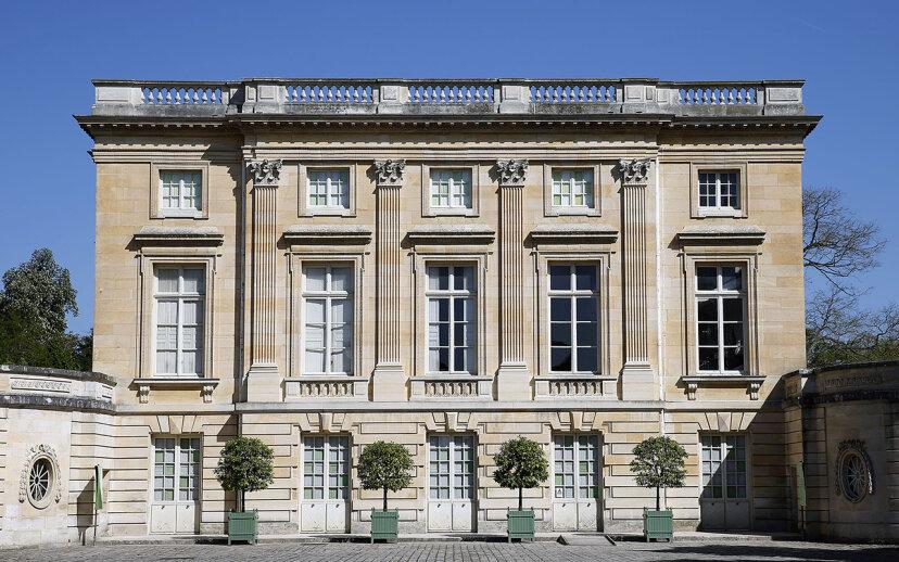Versailles haunted