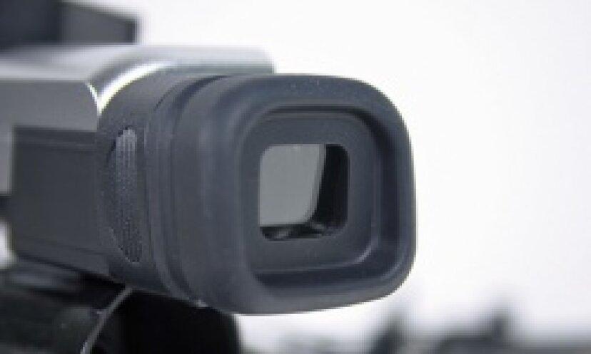 ビデオカメラの内部