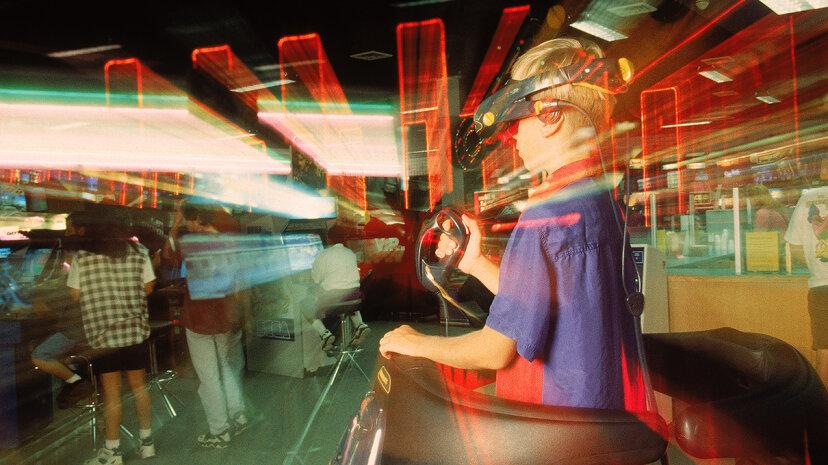 Los arcos de realidad virtual se están volviendo reales en los EE. UU.