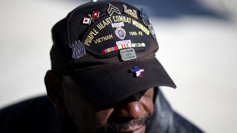 Helfen Sie behinderten Veteranen