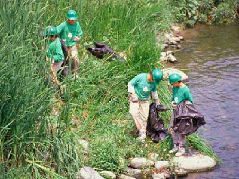 環境ボランティア入門