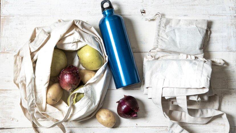 再利用可能なバッグを最後に洗ったのはいつですか?