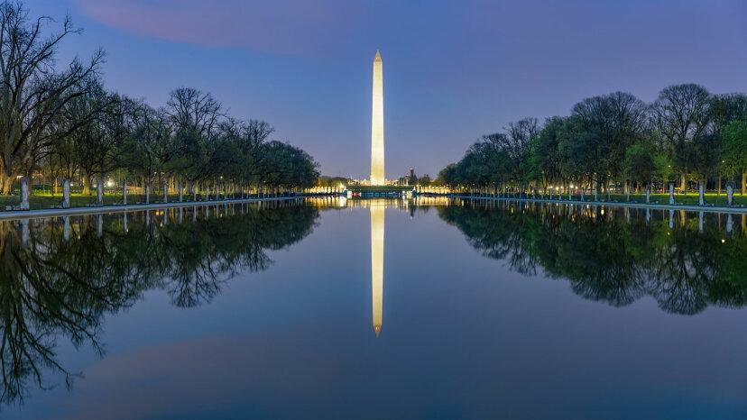8 verrückte Fakten über das Washington Monument