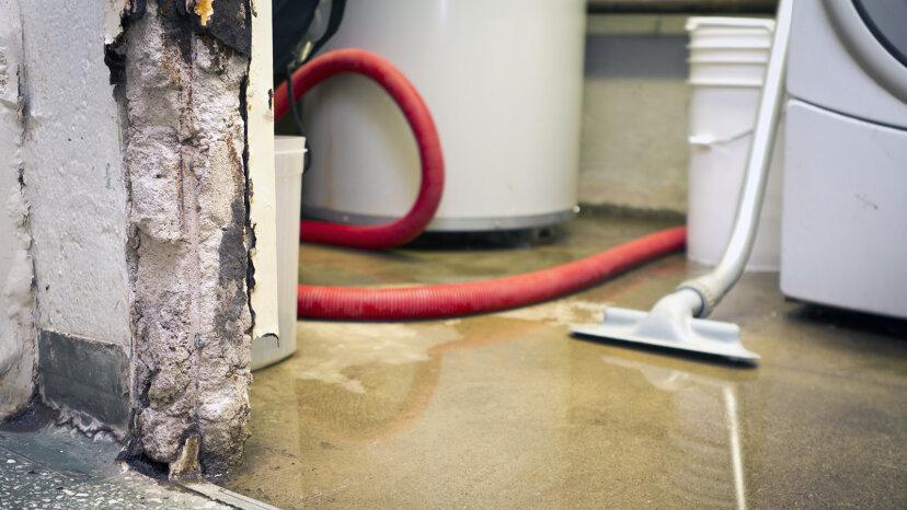 So machen Sie Ihren Keller wasserdicht