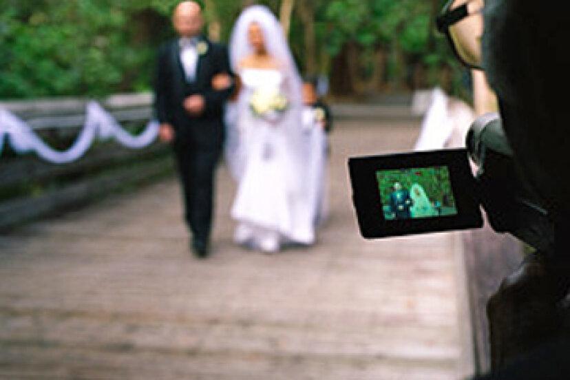 結婚式のビデオ撮影101