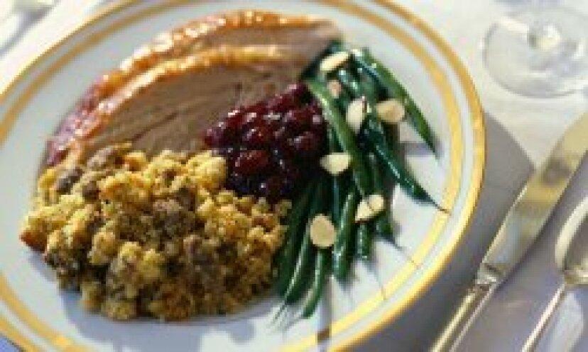 感謝祭の写真とレシピ