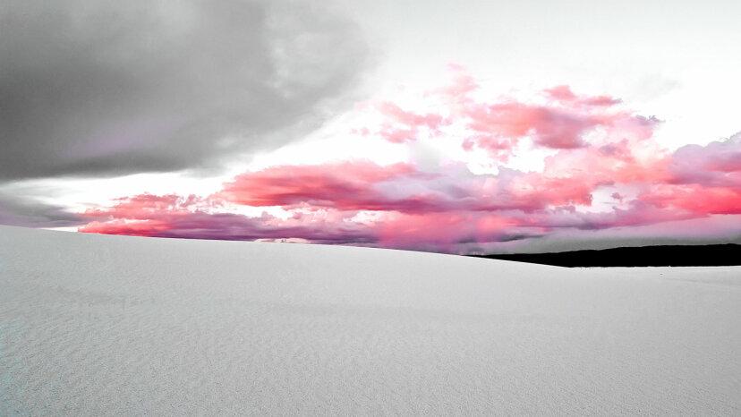 El Monumento Nacional Snowy Dunes of White Sands fue testigo de la historia atómica