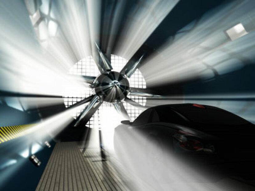 風洞はストックカーのドライバーにどのように役立ちますか?