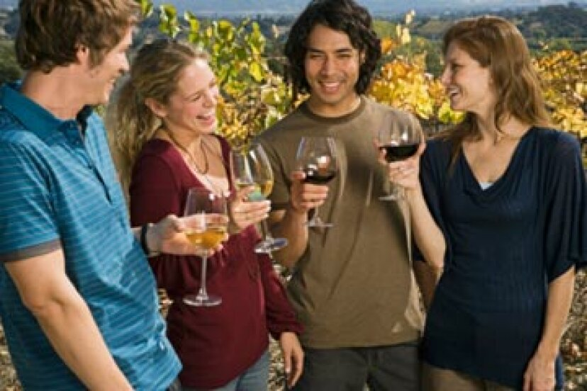 ワインカントリーパーティーを開く方法