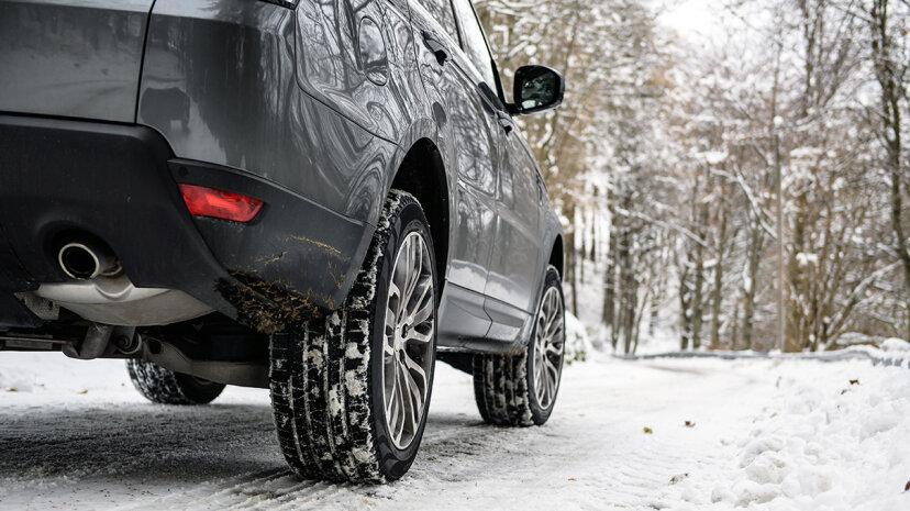 冬用タイヤは本当に白いものに違いをもたらします