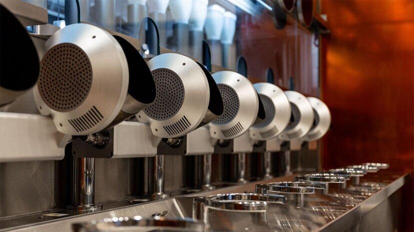 Roboterrevolution: In ein Restaurant in Ihrer Nähe kommen