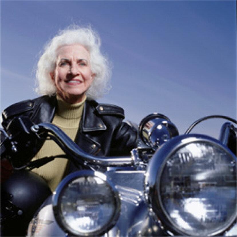 10女性のオートバイの衣類の付属品