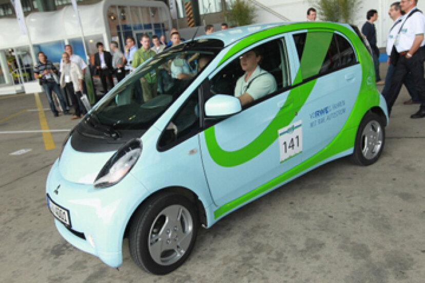 世界最小の電気自動車の大きさはどれくらいですか?