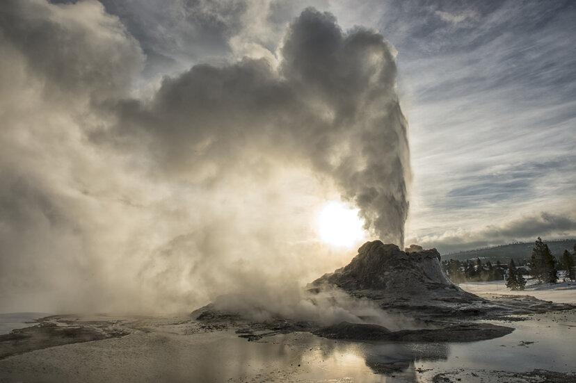 イエローストーンの破局噴火が噴火した場合はどうなりますか?