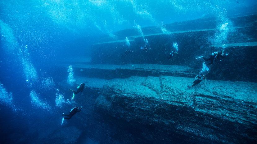 7 delle rovine sottomarine più intriganti del mondo