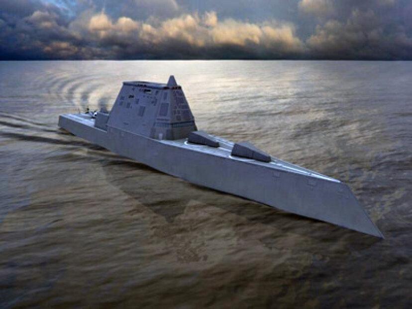 ズムウォルト級駆逐艦のしくみ