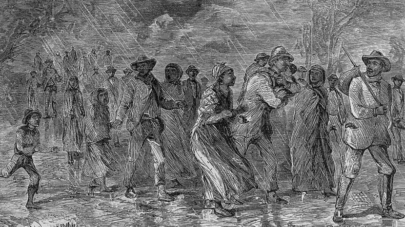 Slaves Escaping