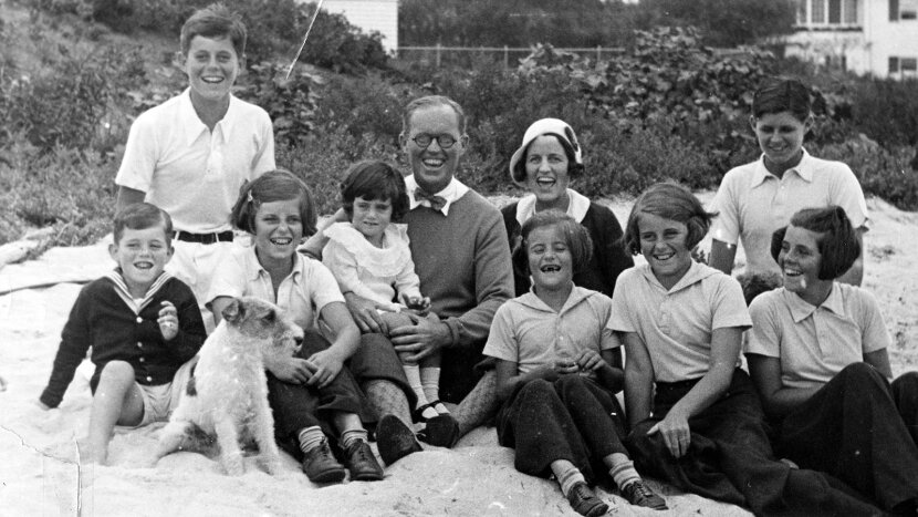 Kennedy family