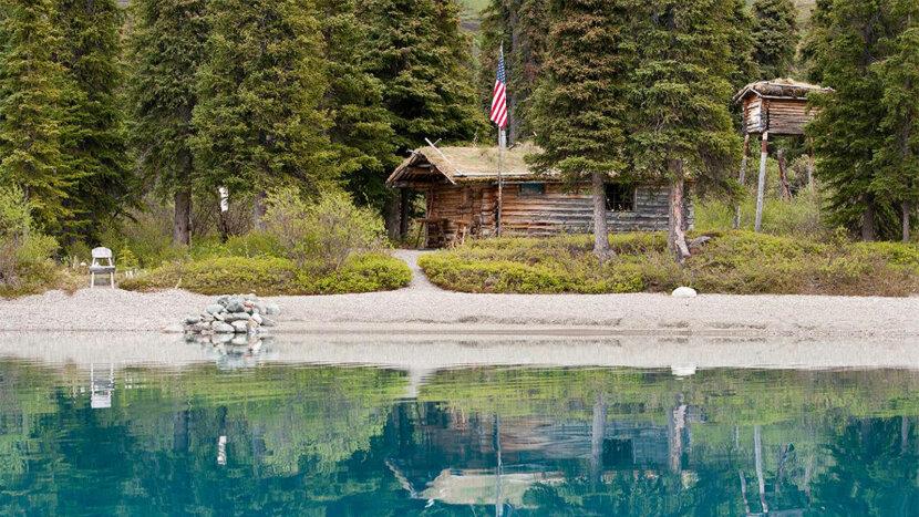 Richard Proenneke Site Lake Clark NPP,