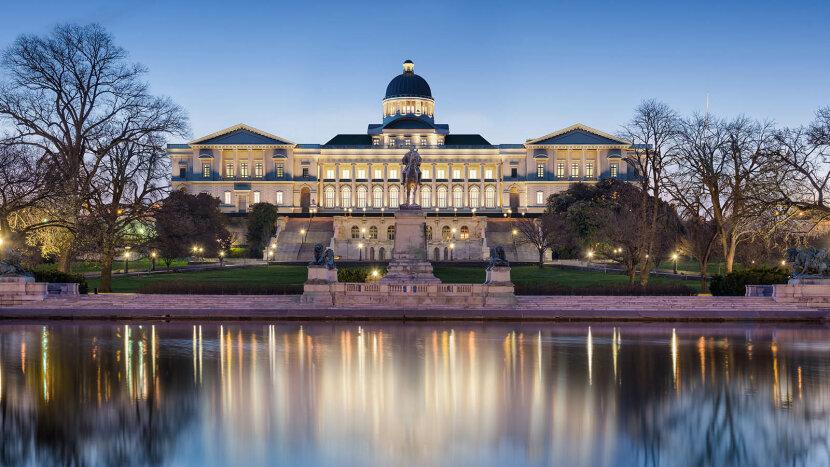Étienne Sulpice Hallet Capitol design