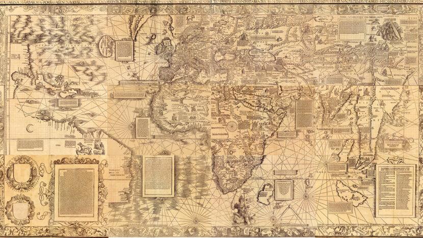 1516 Carta Marina