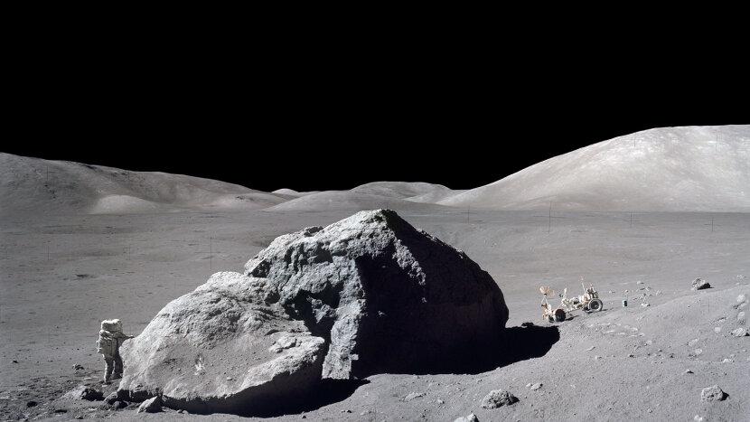 apollo astronaut