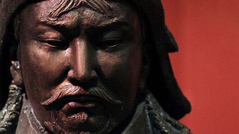 genghis kahn, mongols