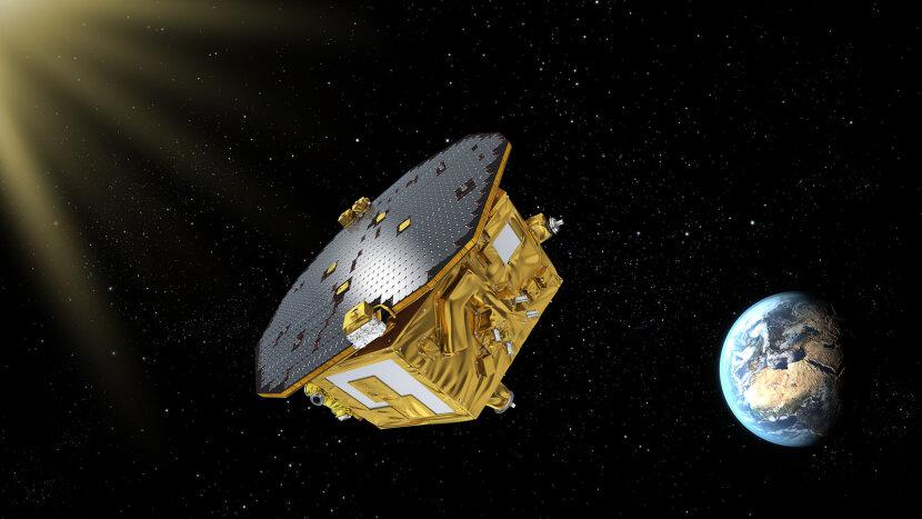 LISA Pathfinder ของ ESA