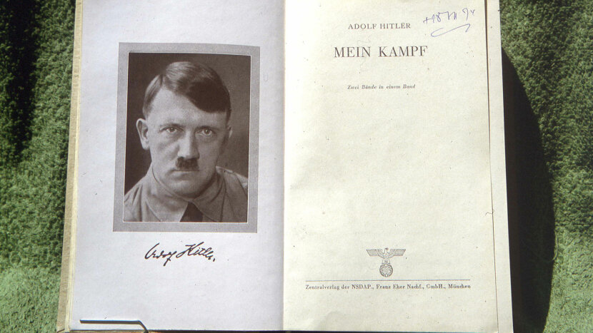 Mein Kampf original copy