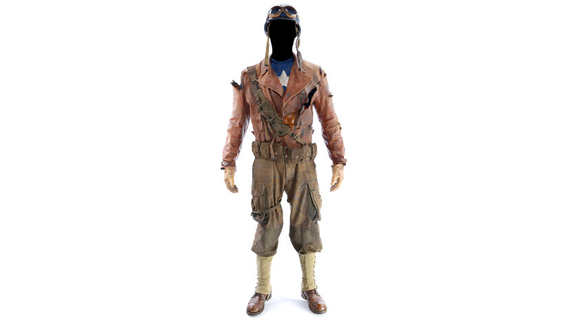 Distressed Army Rescue Costume