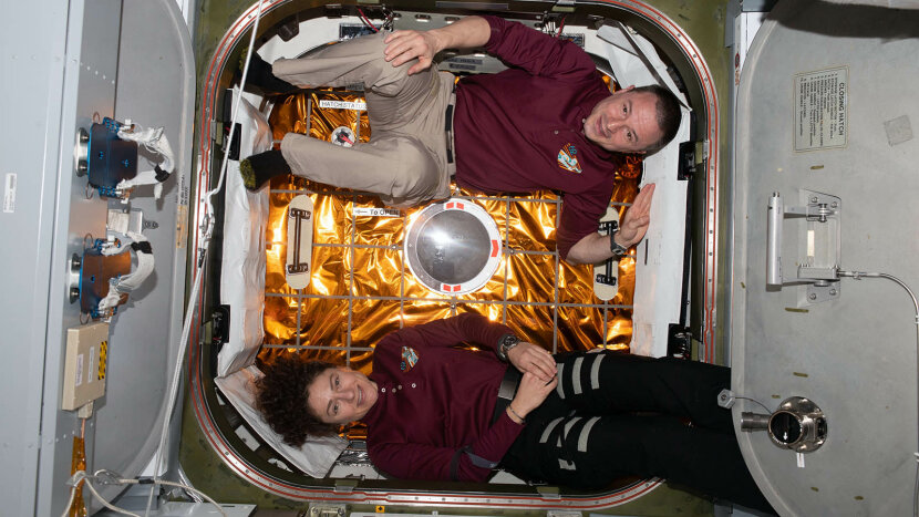 NASA sniffer