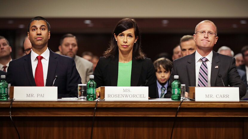 net neutrality FCC commissioners