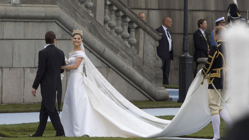 Crown Princess Victoria wedding