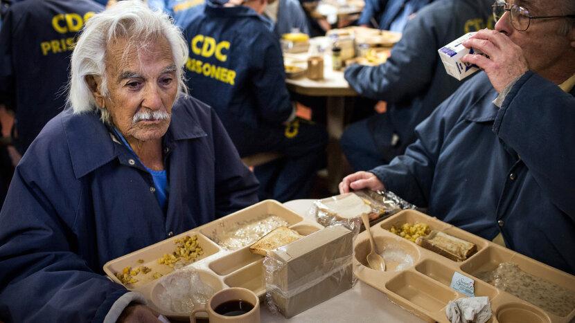 prison food