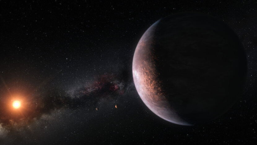 TRAPPIST-1 illustration