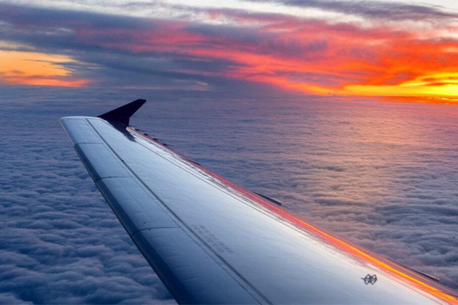 Airfoils are shaped to generate maximum lift. iStockphoto/Thinkstock