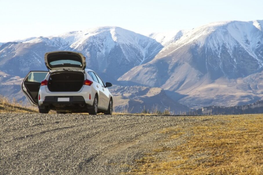 These drives are beautiful, but you may need to pull over to really soak in the views. thegiffary/iStock/Thinkstock