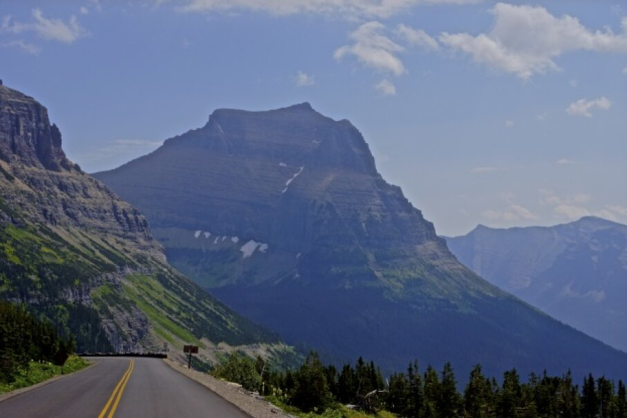 Glacier National Park is one of America's true treasures. Samson1976/iStock/Thinkstock