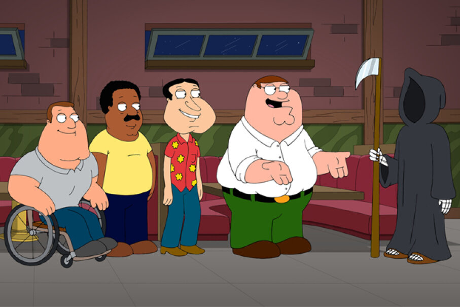 After a number of time slot switch-ups, 'Family Guy' lost many of its initial viewers. After it was axed, Cartoon Network revived the adult cartoon and has allowed it to exist in the pop culture realm for what seems like an eternity. FOX/Getty Images