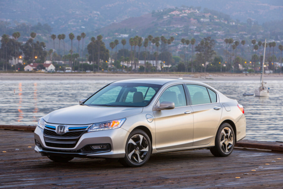 The 2014 Honda Accord Plug-in Hybrid (Courtesy of Honda Motor Company, Ltd.)