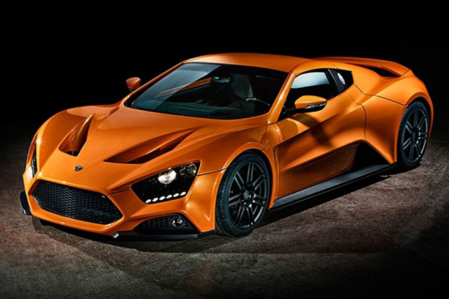 The Zenvo ST1 (Courtesy of Zenvo Automotive)