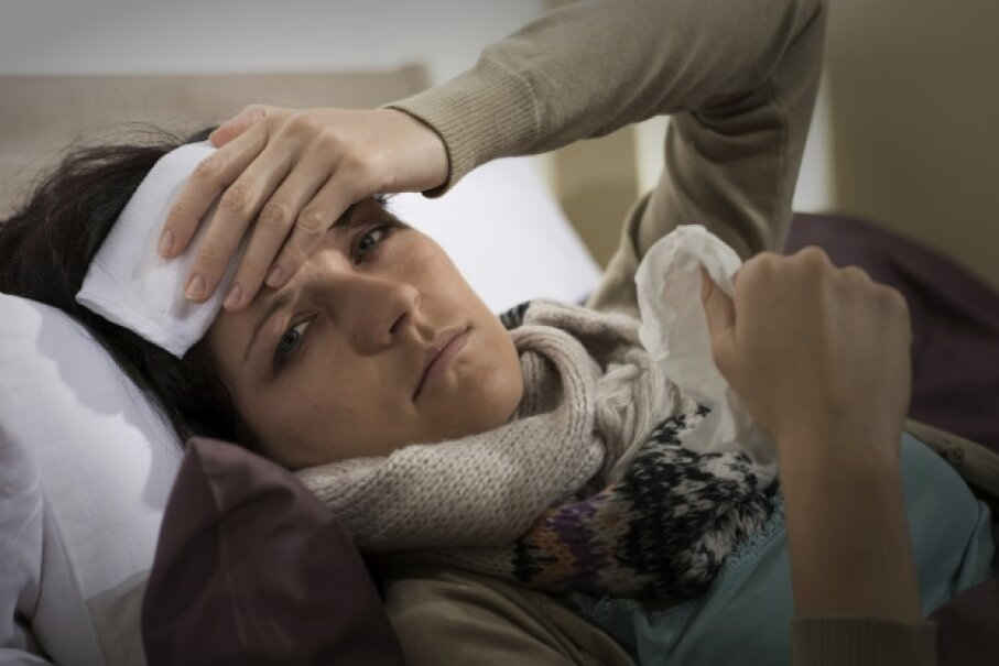 Night sweats are the worst.  CandyBoxImages/iStock/Thinkstock
