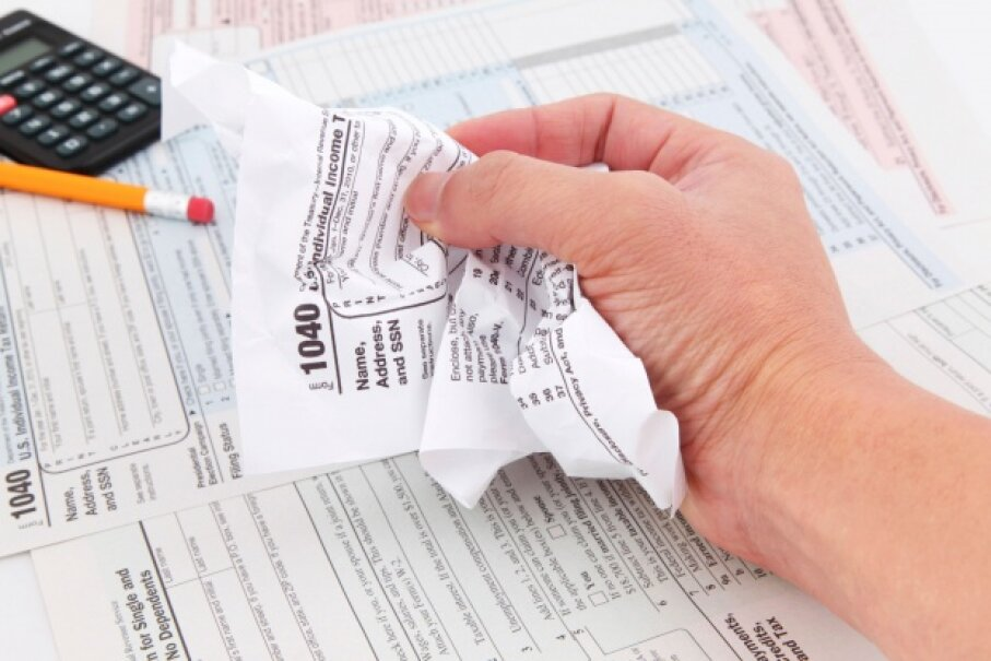 Since tax time comes around every year, you might as well face up to it with a positive attitude. Think of doing your taxes like a scavenger hunt: You're going to seek out every deduction and tax credit you can find. And maybe, just maybe, this year your refund will allow you to take the vacation of a lifetime. ©iStock/Thinkstock