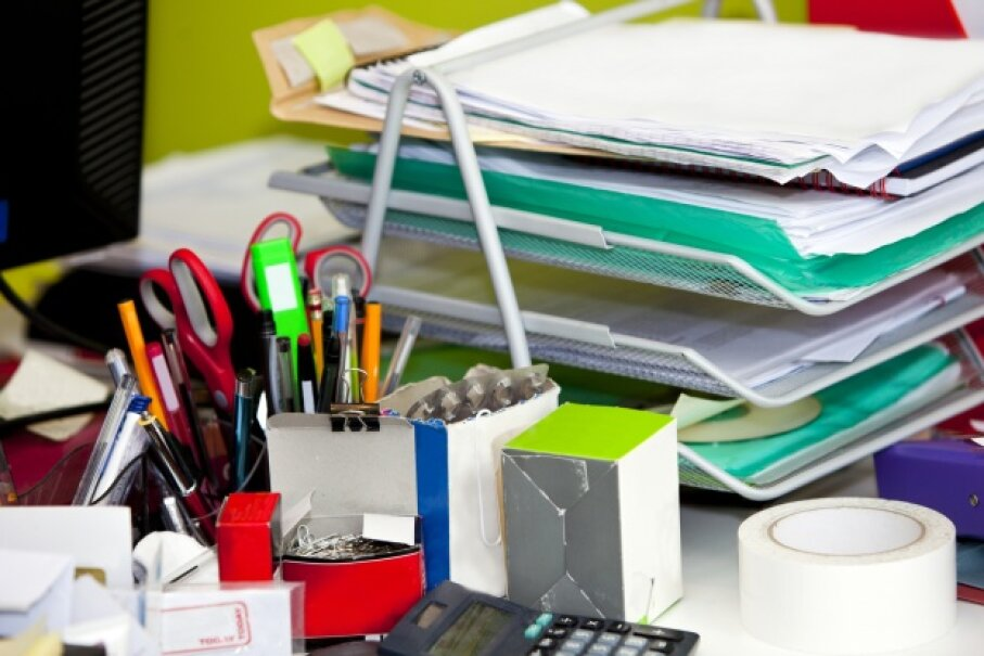 The federal government has started purchasing its office supplies in bulk and estimates it could save $200 million a year. moodboard/Thinkstock