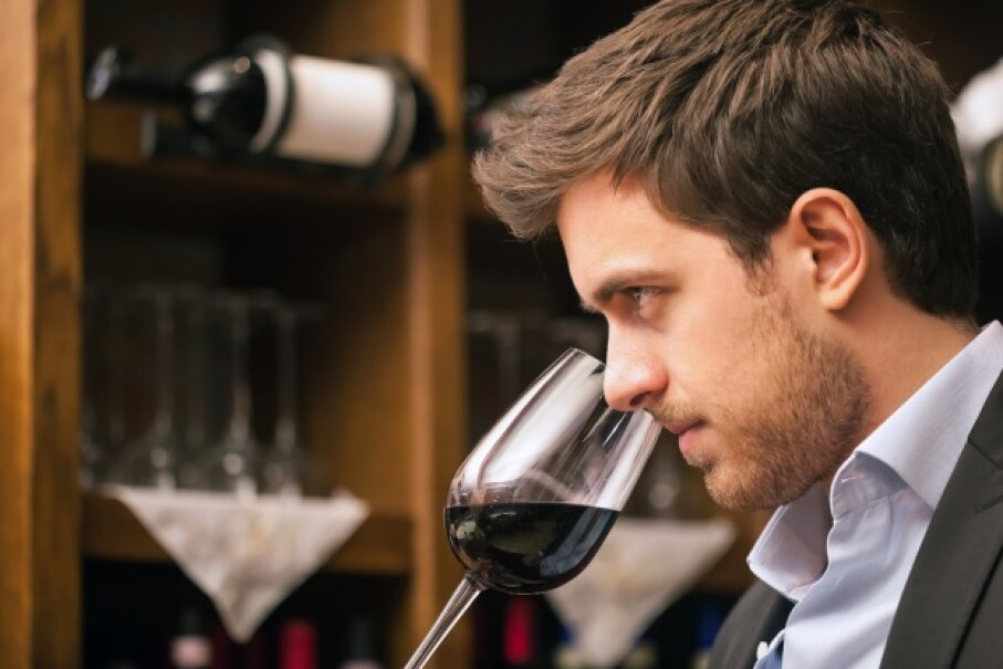 Did you know you could turn your love for wine into a career?  Just make sure your palate is up for the challenge. Minerva Studio/Thinkstock