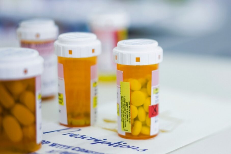 If you take medications, write that information down and keep it on your person.  ©Fuse/Thinkstock