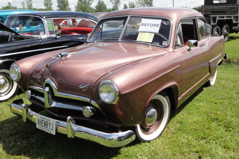 A 1951 Henry J (Creative Commons/Flickr/DVS1mn)