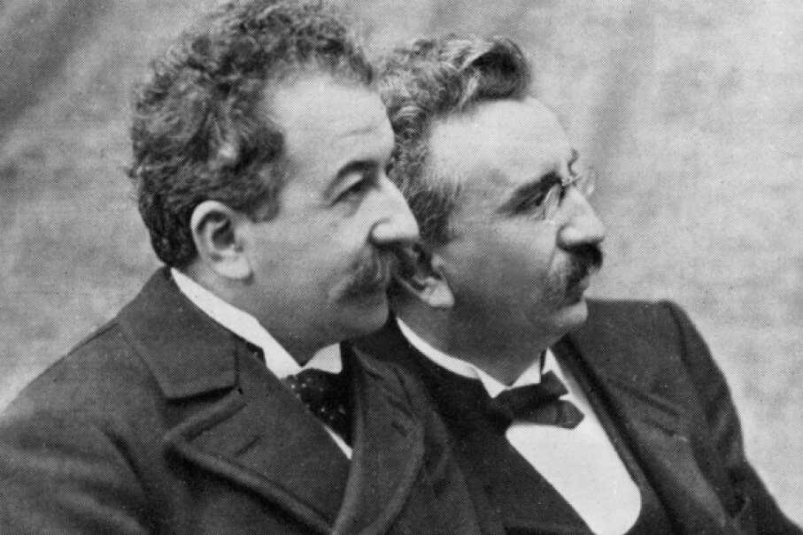 The Lumiere brothers are considered the first cinematographers. SSPL/Getty Images