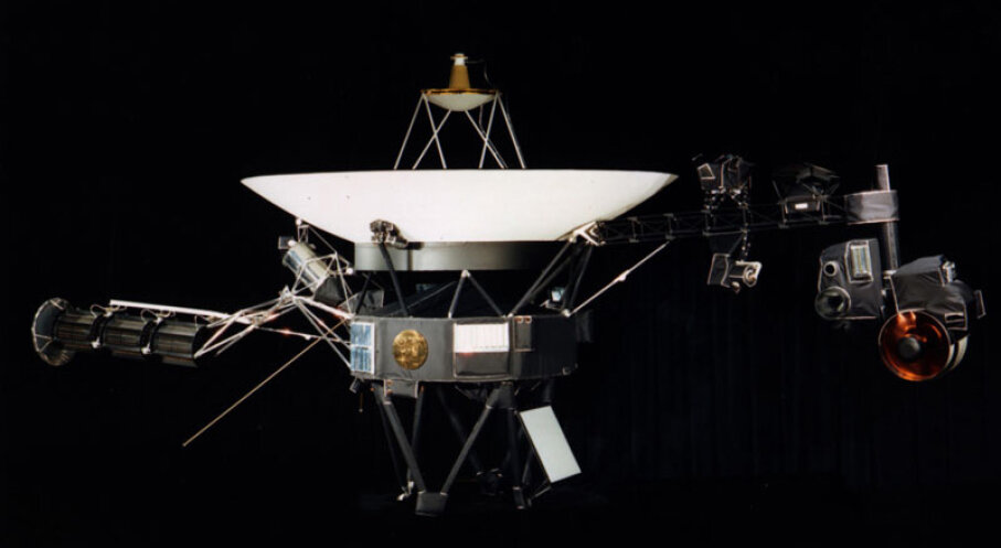 For spacecraft built on 1970s technology and exposed to the demands of space, Voyager 1 and 2 have held up impressively. NASA/JPL