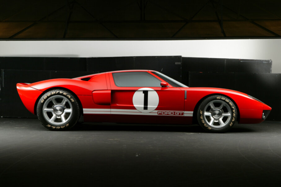 The Ford GT is already considered a valuable classic — and it isn't 25 years old. (John B. Carnett/Bonnier Corporation via Getty Images)
